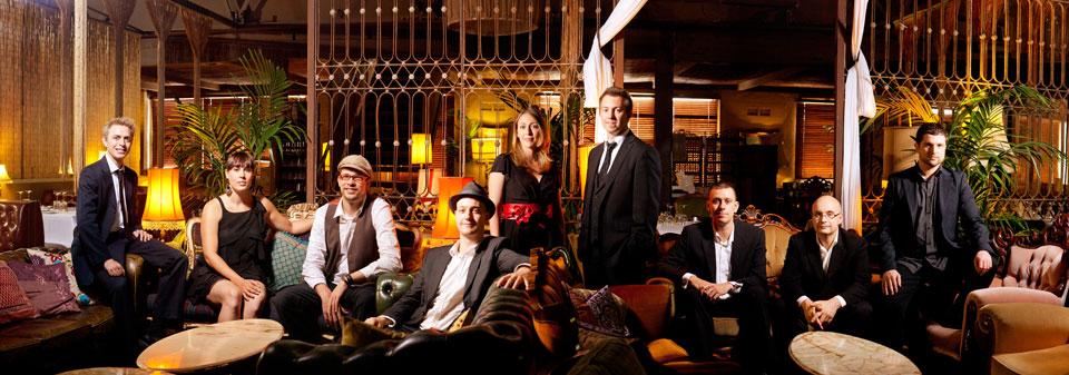 Longshot Group Sydney Jazz Collective Band